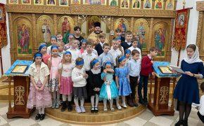 В Сретенском храме состоялся концерт, посвященный празднику Покрова Пресвятой Богородицы