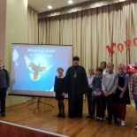 В Кличеве священник провел беседу со школьниками в рамках программы «Профилактика с суицида»