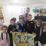 В день Учителя начались занятия в воскресной школе храма «Целительница» г. Бобруйска